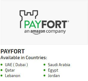 Payfort Payment GatewayY