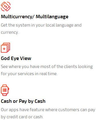 Multi Language and Currency Feature