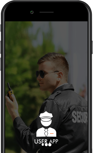 On Demand Security Guard app