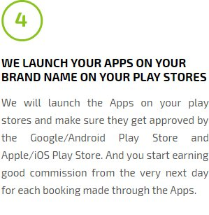 We Launch Your Apps