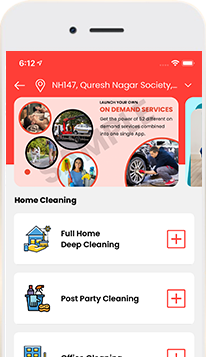 Workers service app