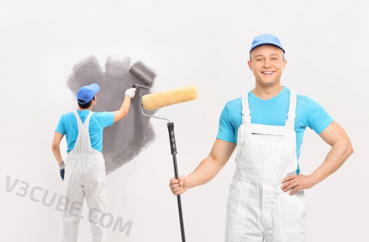 Home Painting On Demand App