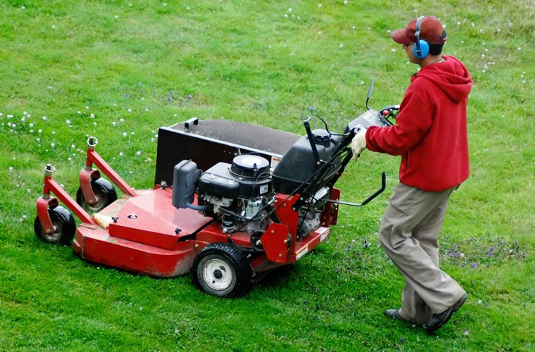 Lawn Mowing on Demand App