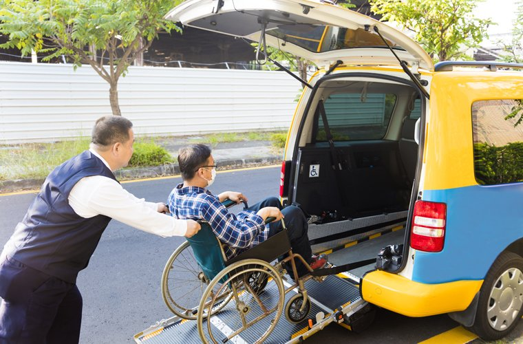 Taxi Solution For The Disabled